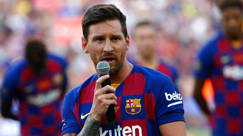 Getting Ready, Barcelona Left by Lionel Messi in 2022?